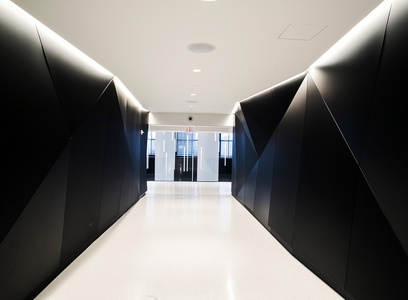 image 2266 Sony Headquarters Interior Architectural Photography nyc