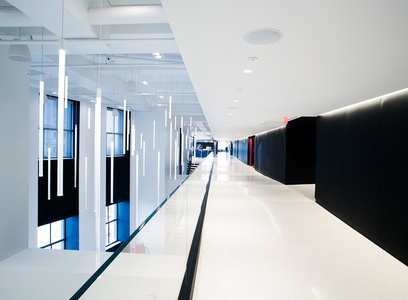image 2265 Sony Headquarters Interior Architectural Photography nyc